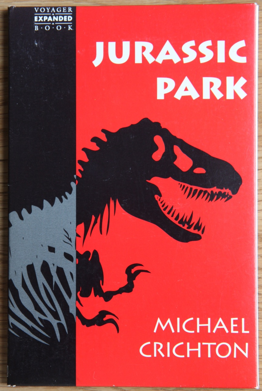 early ebooks and why they failed alfa bravo the novel jurassic park by michael crichton